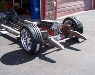55 Chevy Chassis 2