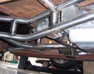 37 Ford Sedan Undercarriage 2