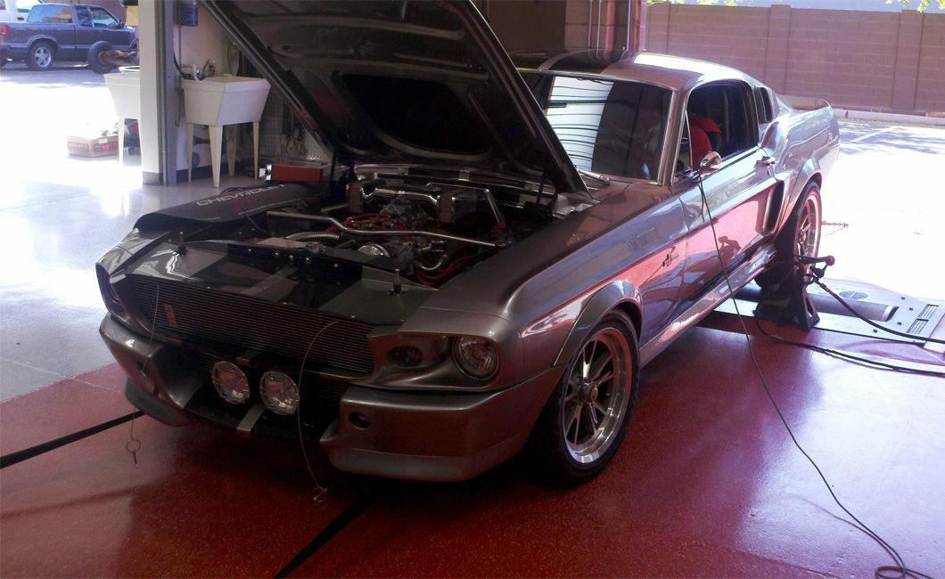 Chassis Dyno Tuning