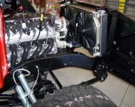 70 Blazer Engine Side Right